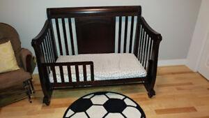 Lit 3 étapes (nourisson, bébé et enfant)