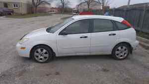 2002 Ford Focus As Is $750