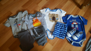 Baby boy clothes, shoes, accessories
