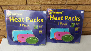 Heat Pads - New 3 to a box