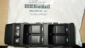 Dodge Power Window Switch #04602780AA