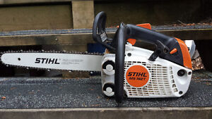sthil topping saw! used twice.. obo