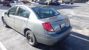2007 Saturn Other Ion Sedan