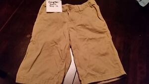 George Tan Khaki shorts