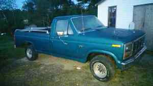 85 Ford F150