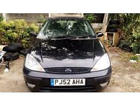 Ford Focus 1.8 TDCi Ghia diesel 5dr Very cheap! Quick sale!
