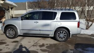 2010 INFINITI QX56 PURE  LUXURY SUV 7 SEATER  $16500