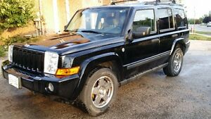 2006 Jeep Commander SUV, 70,000KM only