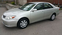 2003 Toyota Camry LE - CLEAN HISTORY | CERTIFIED | WARRANTY INC!
