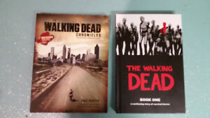 THE WALKING DEAD BOOK ONE & CHRONICLES