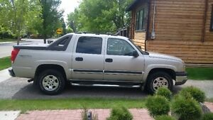 2005 Chevrolet Avalanche Z71 Must sell OBO