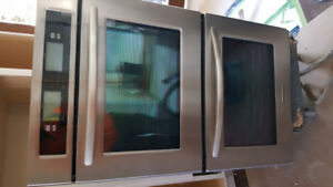Double Wall Oven For Sale