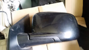 2009-2014 dodge journey factory oem  left driver  power mirror