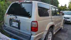 Toyota 4runner 1998 limited