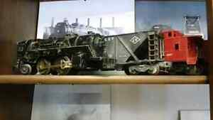 Lionel train set tracks and controller