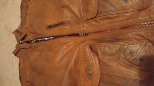 "Original Leather ""never worn"" Jacket London Ontario image 2"