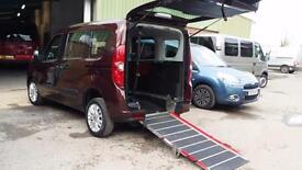 2011 Fiat Doblo Eleganza Diesel Wheelchair Disabled Accessible Vehicle