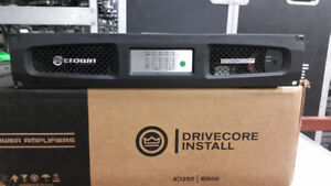 NEW CROWN CORE 41250N AMP FOR SALE.$2600 ONLY!