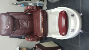 Working Spa\Pedicure  chair - $350.00