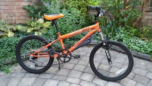 6-speed kids bicycle for 7 to 12 years old