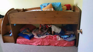 Captins bed