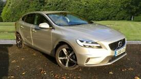 2017 Volvo V40 D2 (120) R-Design Nav Plus 5dr Manual Diesel Hatchback