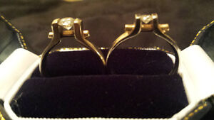 Engagement /Wedding Ring Set