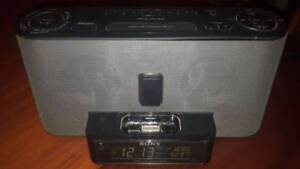 Sony FM/AM Clock Radio