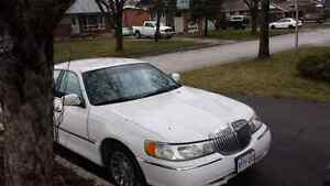 2001 lincoln towncar