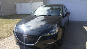 2015 Mazda Mazda3 3 GS Sedan Lease Takeover (GPS/Heated Seats)