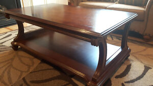 ASHLEY Coffee table and End table