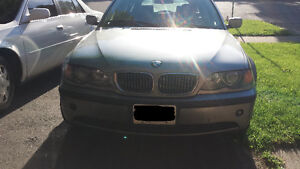 2004 BMW 325XI Hatchback
