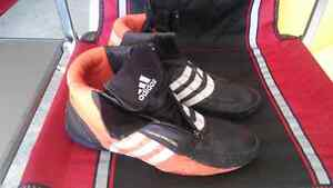 Adidas Wrestling Shoes 10.5