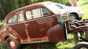 Looking for parts for 1946,47 48 chev 2 dr sedan, 4 dr or coupe