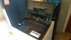 Laptop acer gaming i5-7200u 12gb-Ram 1tb HDD GTX 940mx