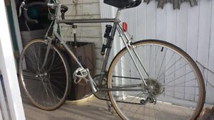 touring 10 speed and ladys 5 speed