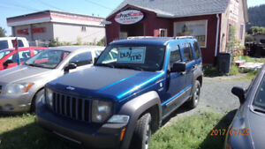 2010 Jeep Liberty Renegade SUV, Crossover
