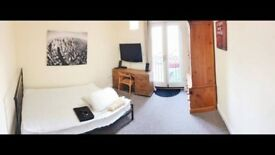 Large double room in house for rent £125/week Medbourne Milton Keynes bills & cleaner included MK