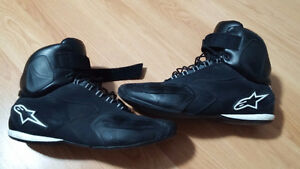 Alpinestars Motorcycle Shoes/Boots - USA Size 11 / EU 44