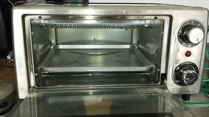 Hamilton Beach toaster oven- excellent condition