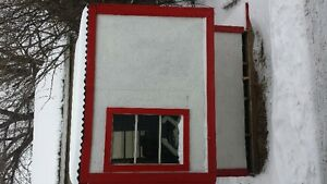 REDUCED Again Ice Fishing Shack $650