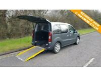 2014 Citroen Berlingo Multispace 5 Seat Wheelchair accessible Disabled Access Mo