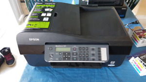 Epson Workforce 323 with INK!
