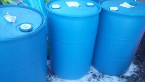 200L Rain Barrels