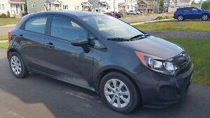 2015 Kia Rio 5 Door - super low KM - 2 sets of tires - great car