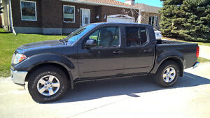 ***   SOLD   ***  2011 Nissan Frontier SV 4x4 Pickup Truck