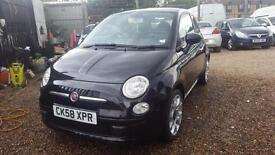 2009 FIAT 500 1.2 Pop dualogic auto