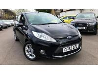 2012 Ford Fiesta 1.25 Zetec (82) Manual Petrol Hatchback