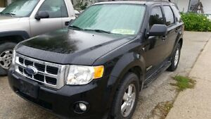 2008 Ford Escape XLT SUV, Crossover 4X4