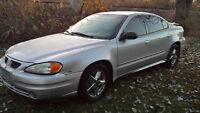 2003 Pontiac Grand Am Sedan Windsor Region Ontario Preview
